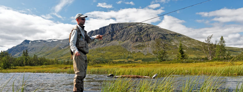 Remote Fly fishing Trips
