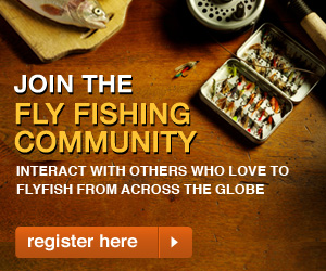 Join the Fly Fishing Community